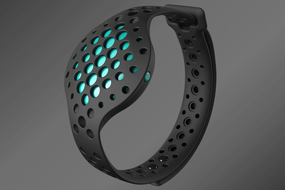 Moov Now wearable fitness and sleep tracker